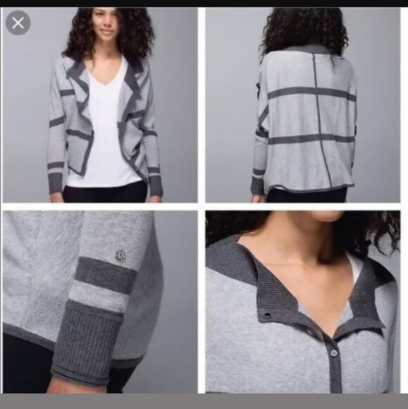 Back to class cardigan